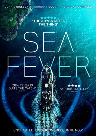 Sea Fever UK Poster