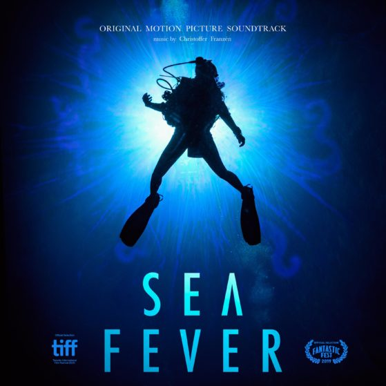 Sea Fever Soundtrack Album Artwork