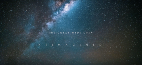 The Great Wide Open Announcement